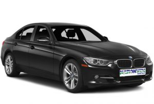Nationwide Vehicle Rental BMW 3 Series