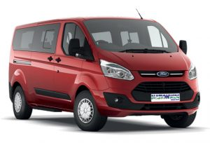Nationwide Vehicle Rental Ford Tourneo
