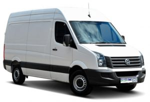 Nationwide Vehicle Rental Long Wheelbase Van