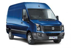 Medium Wheelbase Van