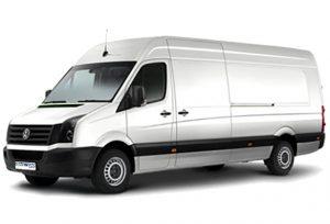 Extra Long Wheelbase Van