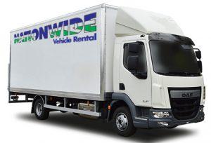 7.5 Tonne Box Van